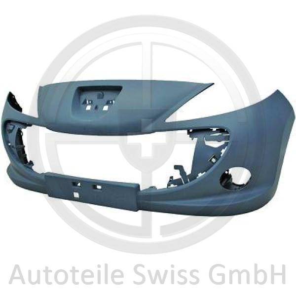 STOßSTANGE VORN , Peugeot, 206 + Plus 09->>