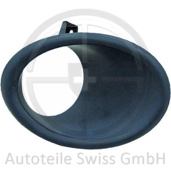 ZIERBLENDE RECHTS , Peugeot, 206 + Plus 09->>