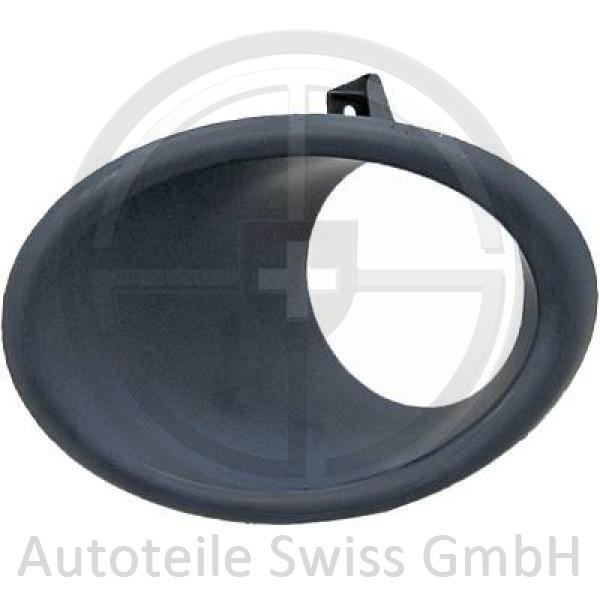 ZIERBLENDE LINKS , Peugeot, 206 + Plus 09->>