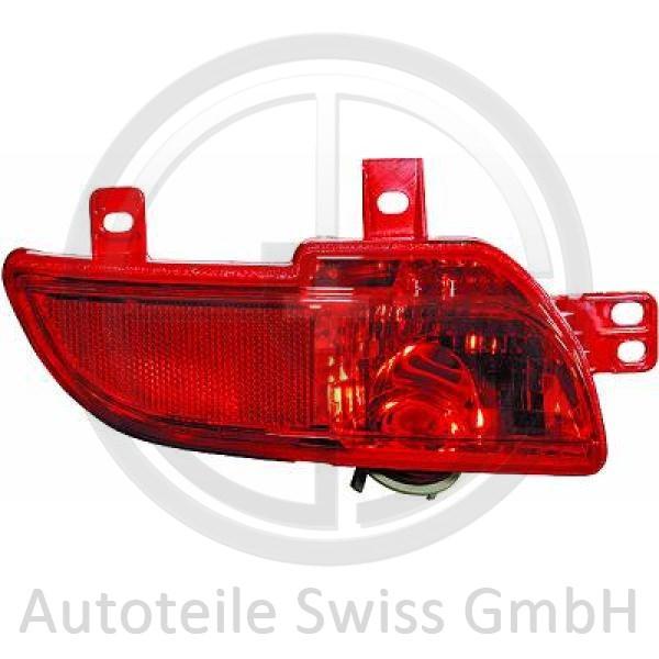 NEBELSCHLUßLEUCHTE LINKS, , Peugeot, 206 + Plus 09->>