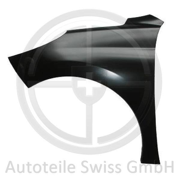 KOTFLÜGEL LINKS , Peugeot, 207 09-12