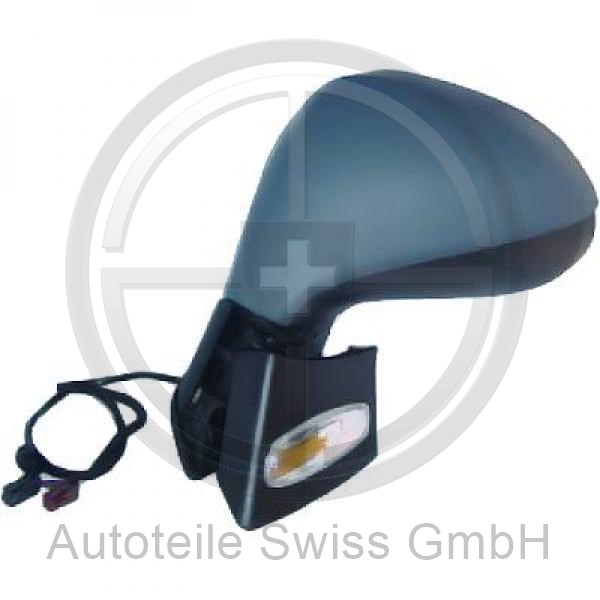 SPIEGEL RECHTS , Peugeot, 207 09-12