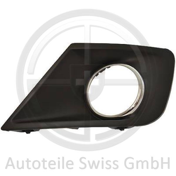 BLENDE NEBELLAMPE LINKS , Peugeot, 207 09-12