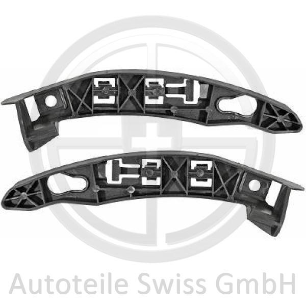 SATZ STOßSTANGE HALTER , Peugeot, 208 15->>