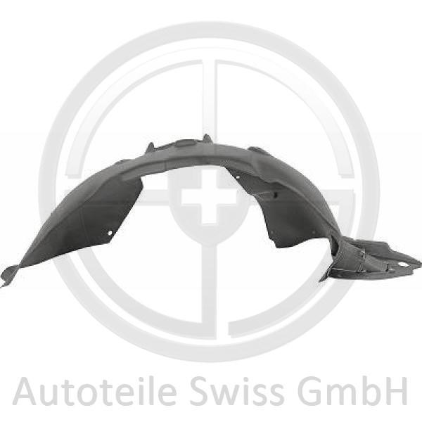 RADHAUSSCHALE RECHTS , Peugeot, 208 15->>