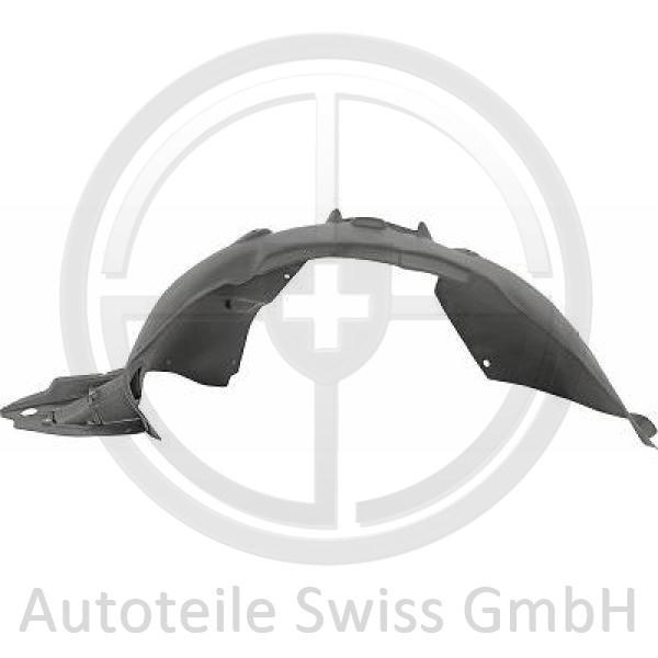 RADHAUSSCHALE LINKS , Peugeot, 208 15->>