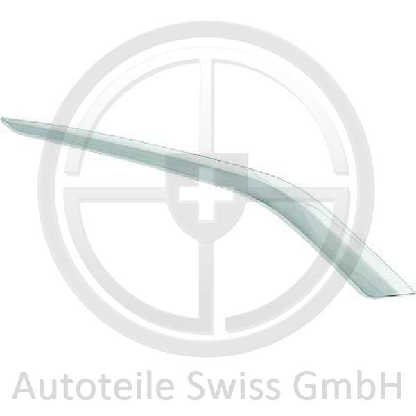 STOßSTANGE LEISTE VORNE RECHTS , Peugeot, 208 15->>
