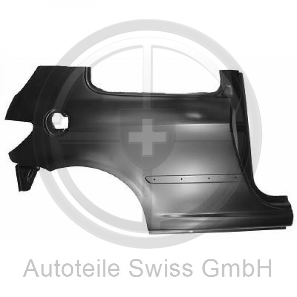 SEITENTEIL LINKS , Peugeot, 307 Lim. / SW / Break 05-07