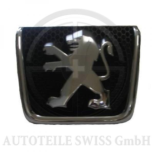 EMBLEM GRILL , Peugeot, 307 Lim. / SW / Break 01-05