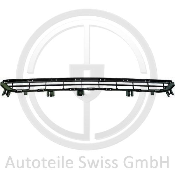 STOßSTANGE GITTER MITTE , Peugeot, 3008 09-16