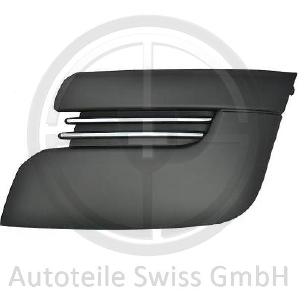 STOßSTANGE GITTER LINKS , Peugeot, 3008 09-16