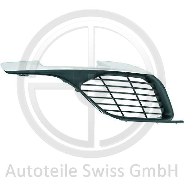 BLENDE NEBELLAMPE RECHTS , Peugeot, 308 Lim. / Kombi 13-17