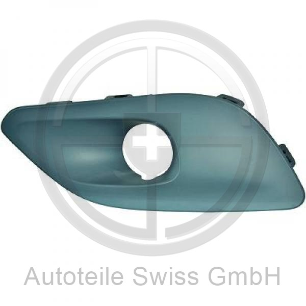 BLENDE NEBELLAMPE LINKS , Peugeot, 308 Lim. / Kombi 13-17