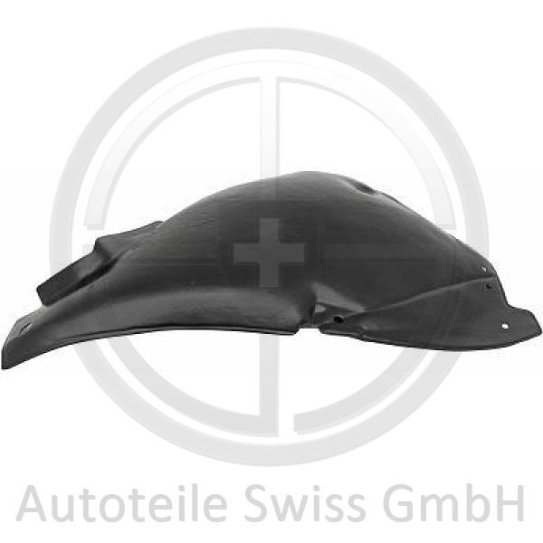RADSCHALE VORNE RECHTS VORNE , Peugeot, 508 Limousine / Kombi 14->>