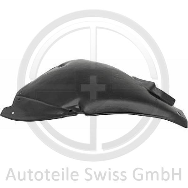 RADSCHALE VORNE LINKS VORNE , Peugeot, 508 Limousine / Kombi 14->>
