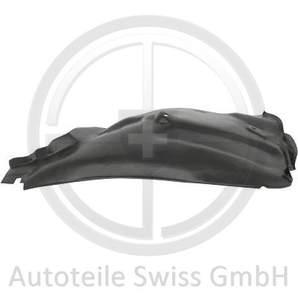 RADSCHALE VORNE RECHTS HINTEN , Peugeot, 508 Limousine / Kombi 14->>