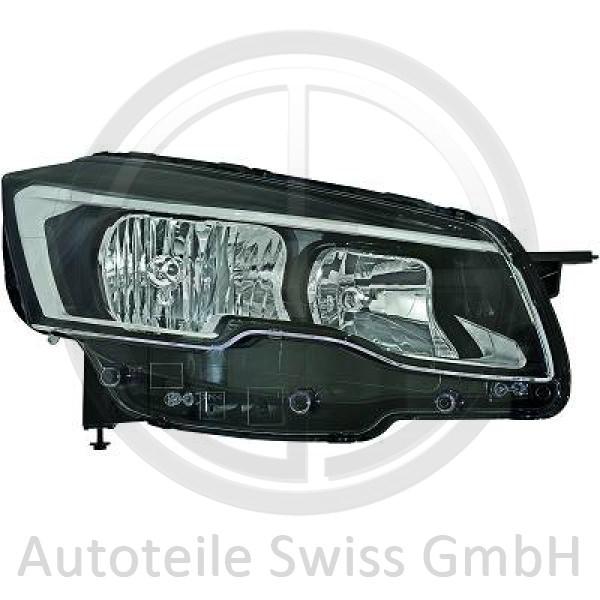SCHEINWERFER RECHTS , Peugeot, 508 Limousine / Kombi 14->>