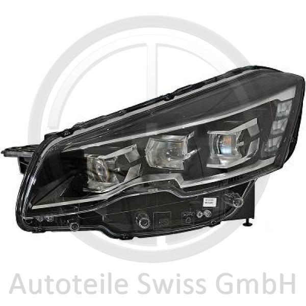 SCHEINWERFER LINKS , Peugeot, 508 Limousine / Kombi 14->>