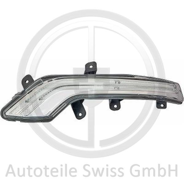 TAGFAHRLICHT RECHTS , Peugeot, 508 Limousine / Kombi 14->>