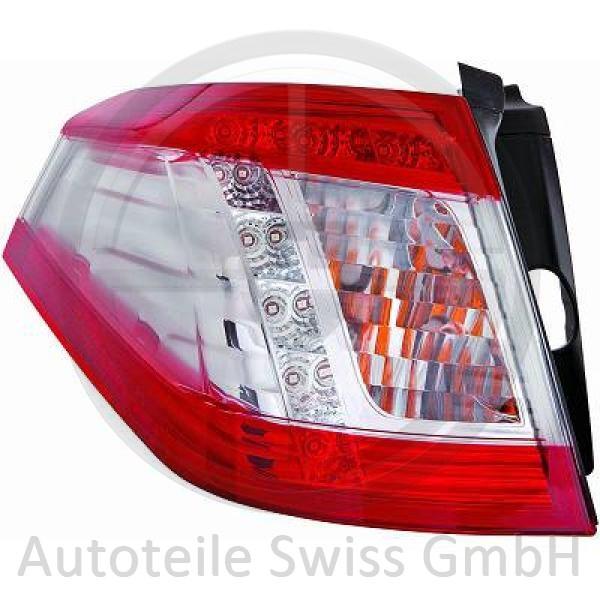 RÜCKLEUCHTE RECHTS , Peugeot, 508 Limousine / Kombi 14->>