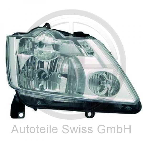 SCHEINWERFER LINKS , Renault, Modus 04-07