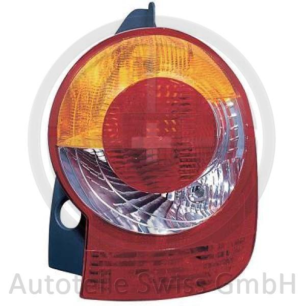 RÜCKLEUCHTE LINKS , Renault, Modus 04-07