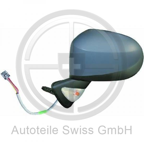 SPIEGEL LINKS , Renault, Modus / Grand Modus 08-13