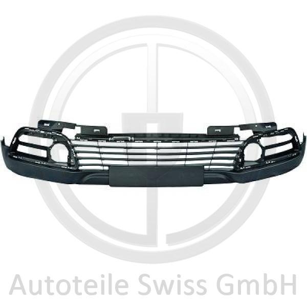 STOßSTANGE GITTER , Renault, Captur 13-17