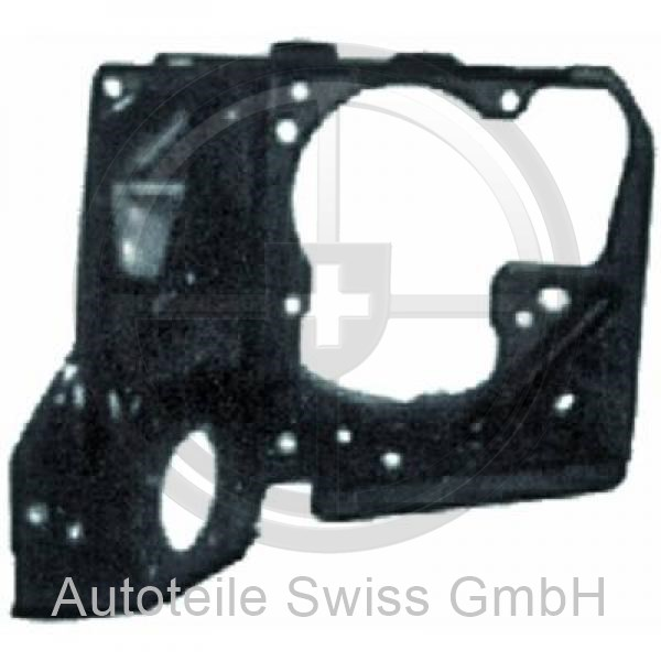 SCHEINWERFER AUFNAHME LINKS , Renault, Rapid / Express 92-97