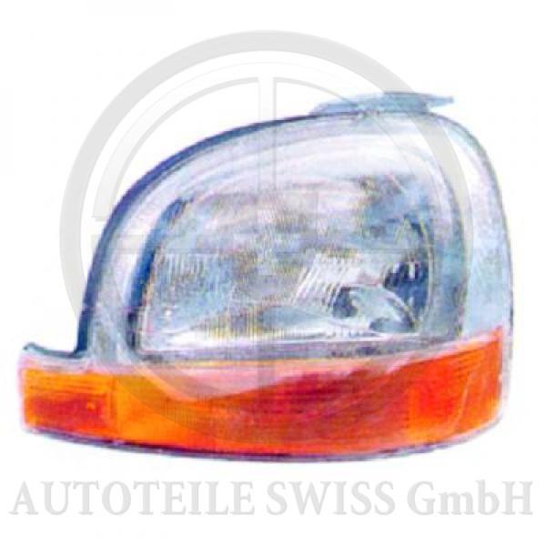 SCHEINWERFER RECHTS , Renault, Kangoo 98-03