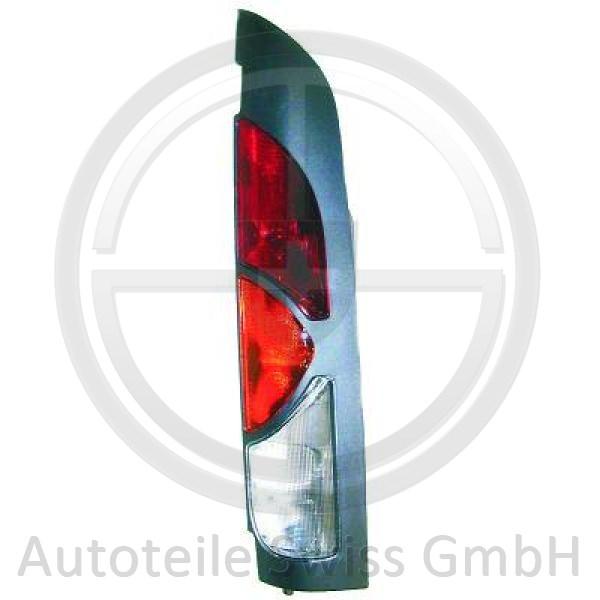 RÜCKLEUCHTE LINKS, , Renault, Kangoo 98-03