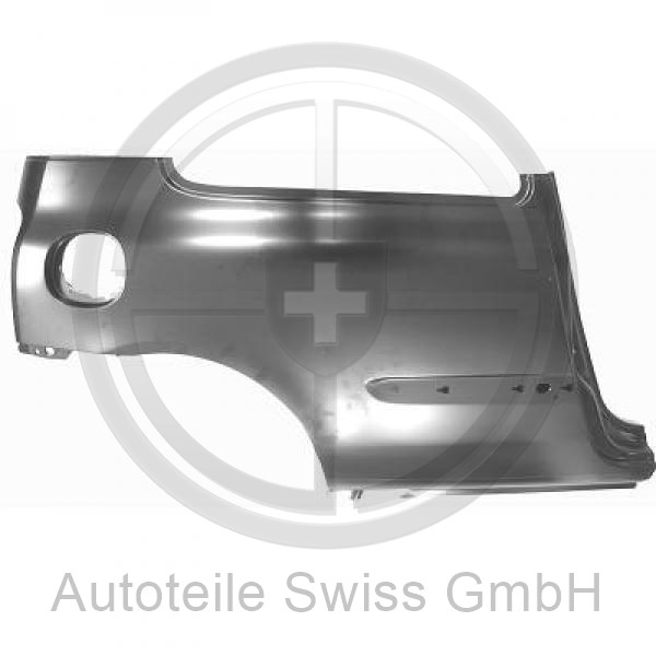 SEITENTEIL LINKS , Renault, Clio II 98-01