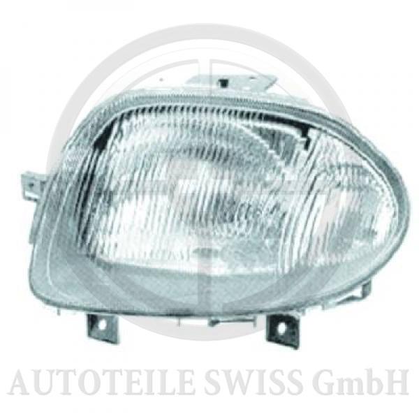 SCHEINWERFER RECHTS , Renault, Clio II 98-01