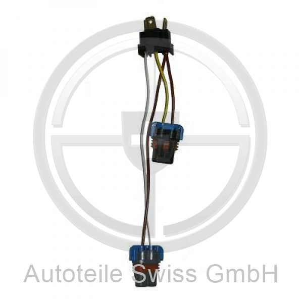 ADAPTER KABEL RE. oder LI. , Renault, Clio II 98-01