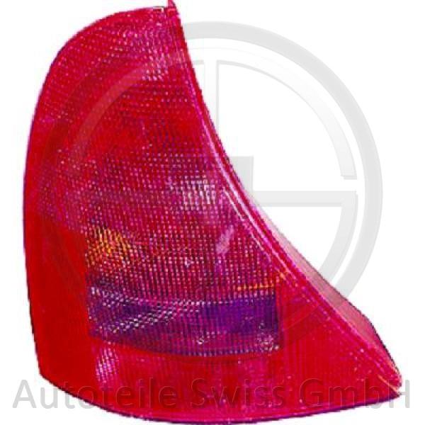 SCHLUßLEUCHTE LINKS , Renault, Clio II 98-01