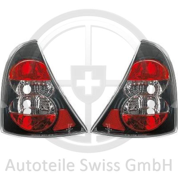 RÜCKLEUCHTEN SET , Renault, Clio II 98-01
