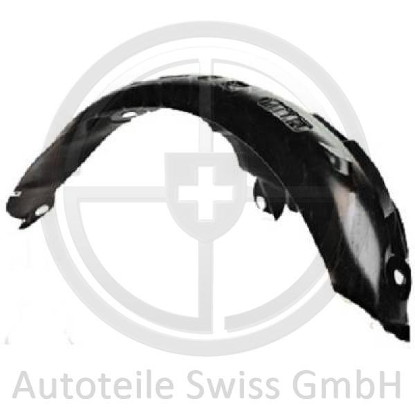 RADHAUSSCHALE LINKS HINTEN , Renault, Clio II 98-01