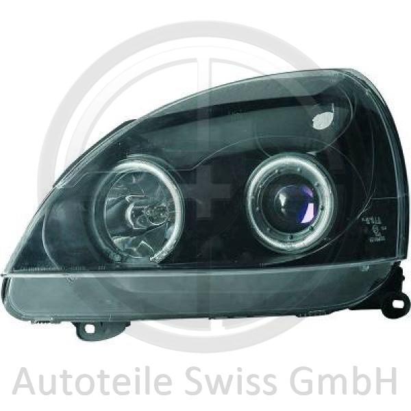 SCHEINWERFER SET , Renault, Clio 01-05