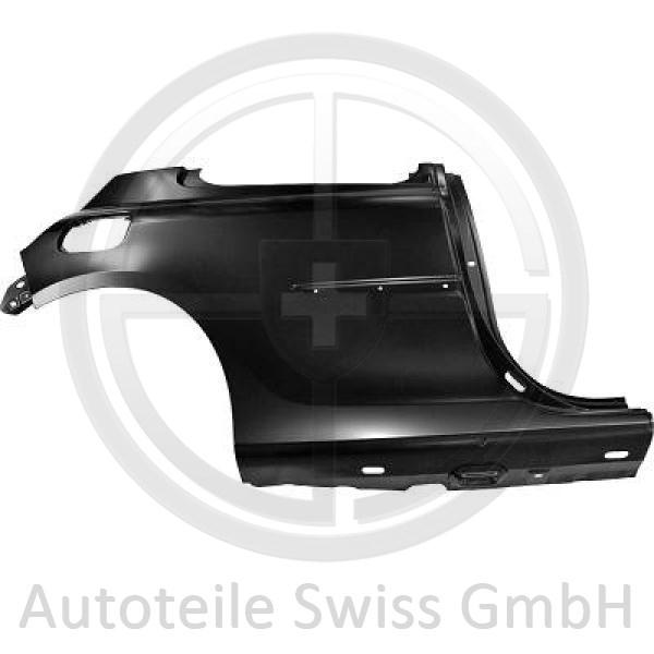 SEITENTEIL RECHTS , Renault, Clio 05-09