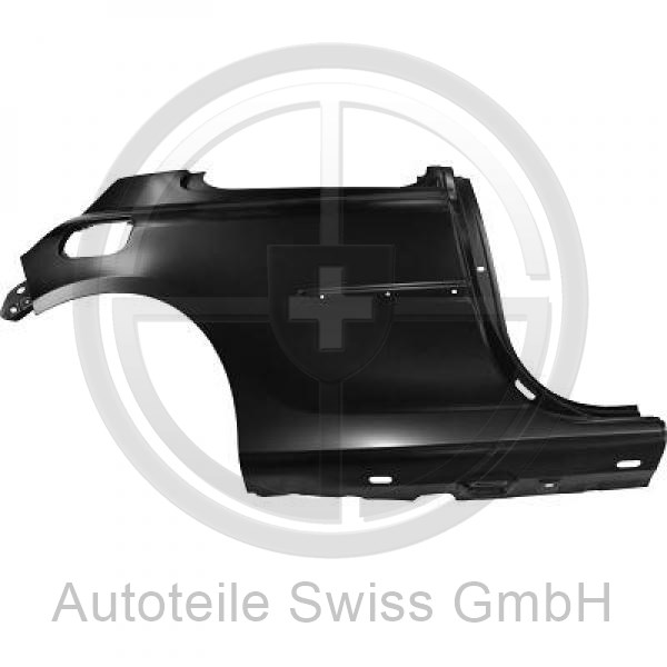 SEITENTEIL LINKS , Renault, Clio 05-09