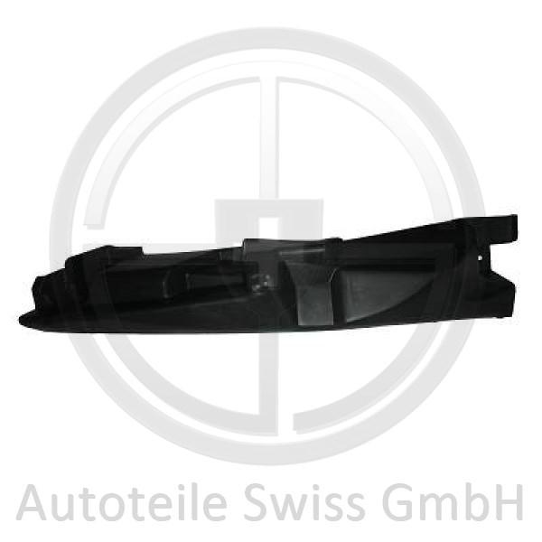 STOßSTANGE HALTER VORNE RECHTS, , Renault, Clio 05-09
