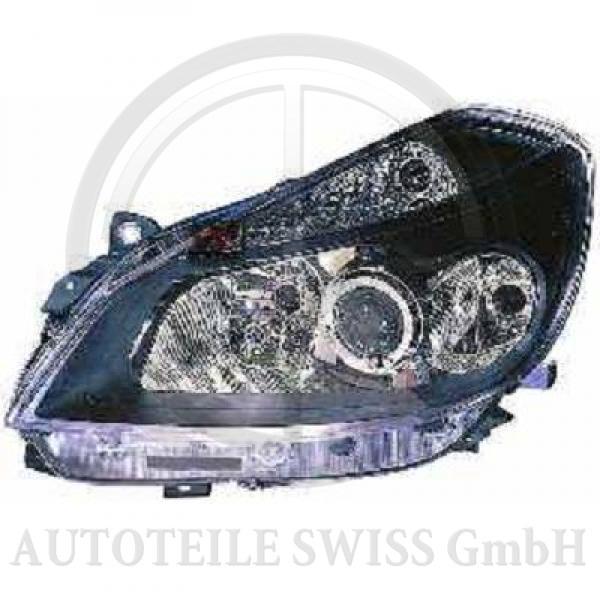 SCHEINWERFER LINKS , Renault, Clio 05-09