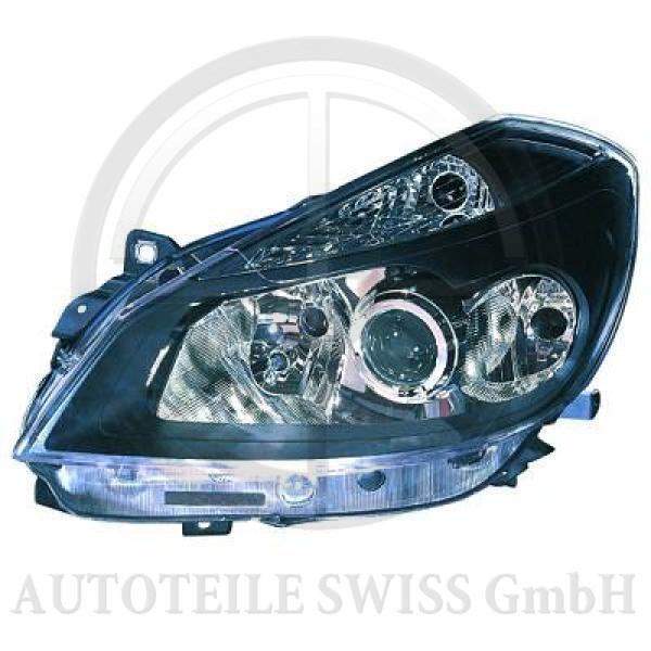 XENON SCHEINWERFER RECHTS , Renault, Clio 05-09