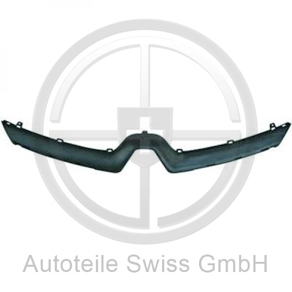 KÜHLERGRILL HALTER , Renault, Clio IV 12-16