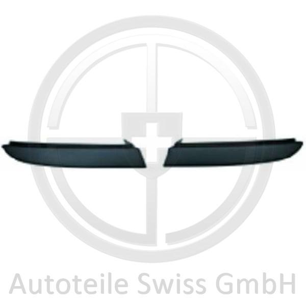 SATZ BLENDEN HINTEN , Renault, Clio IV 12-16