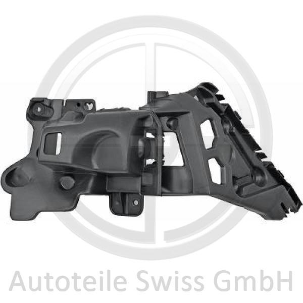STOßSTANGE HALTER HINTEN RECHTS, , Renault, Clio IV 12-16