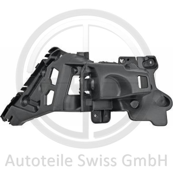 STOßSTANGE HALTER HINTEN LINKS, , Renault, Clio IV 12-16