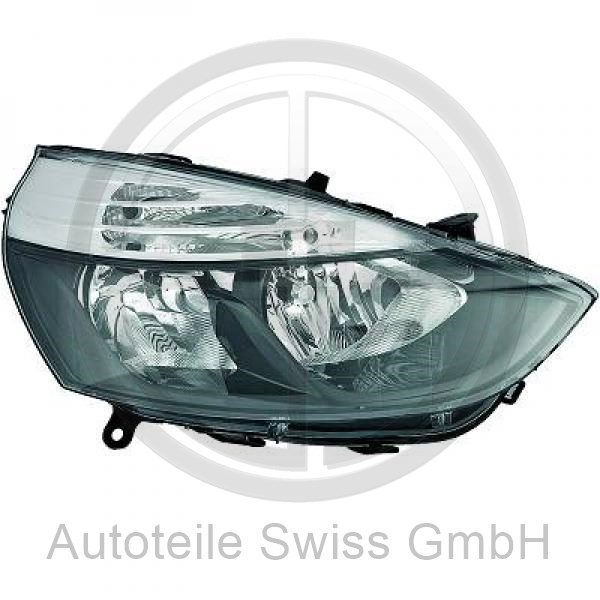SCHEINWERFER RECHTS , Renault, Clio IV 12-16