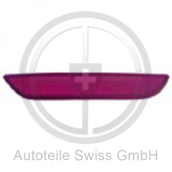REFLEKTOR HINTEN LINKS , Renault, Clio IV 12-16