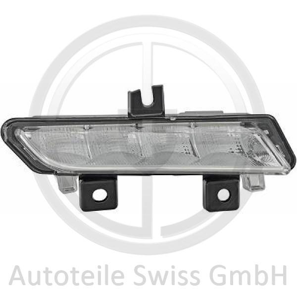 TAGFAHRLICHT RECHTS , Renault, Clio IV 12-16
